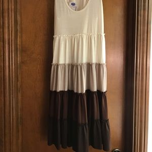 Cute casual NWT  sun dress